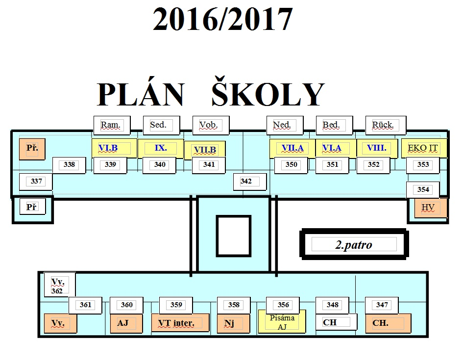 plan skoly 1