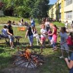 Oslavy dne dětí na naší škole