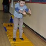 Vánoční atletika pro děti