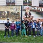 VI. B. na návštěvě Muzea