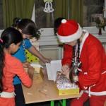 Vánoční besídka v 6. třídě